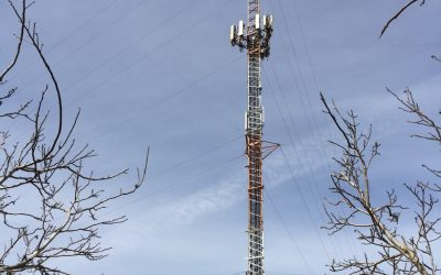 New Tower Expands Coverage for North Modesto